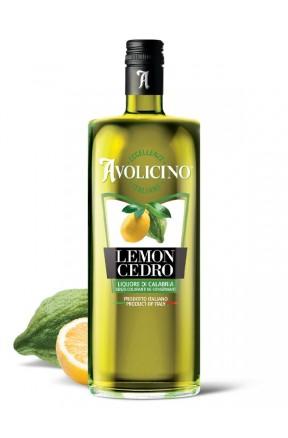 Liquore LemonCedro di cedro e limoni di Avolicino