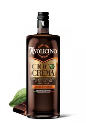 Liquore CioCocrema al Cedro e cioccolato di Avolicino