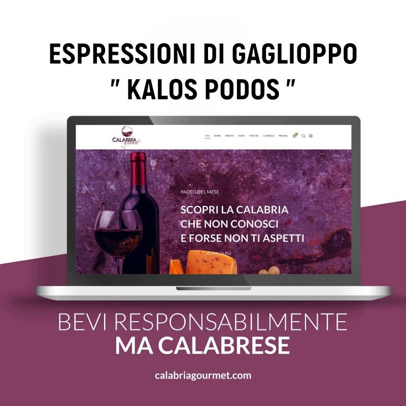 Il winebox del sommelier: espressioni di gaglioppo KALOS PODOS