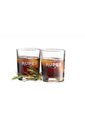Bicchieri Amaro Rupes confezione da sei