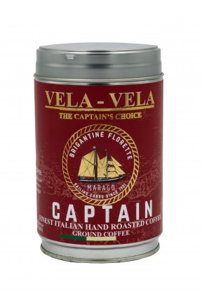 Caffè linea Vela Vela - Captain - 250gr macinato di Marago Caffè