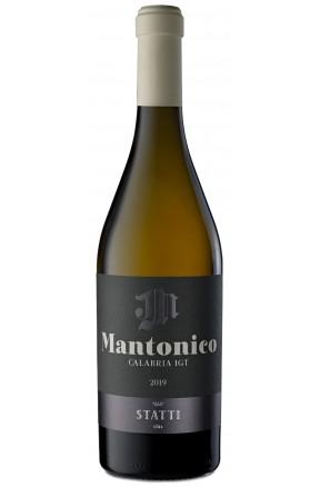 Calabria bianco IGT Mantonico di Statti