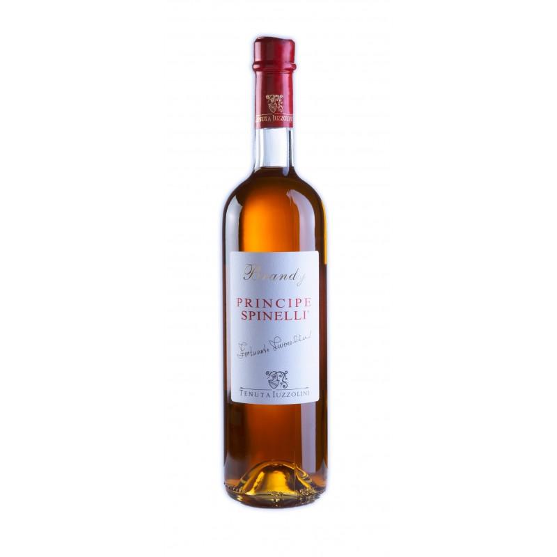 Brandy Italiano Principe Spinelli di Tenuta Iuzzolini
