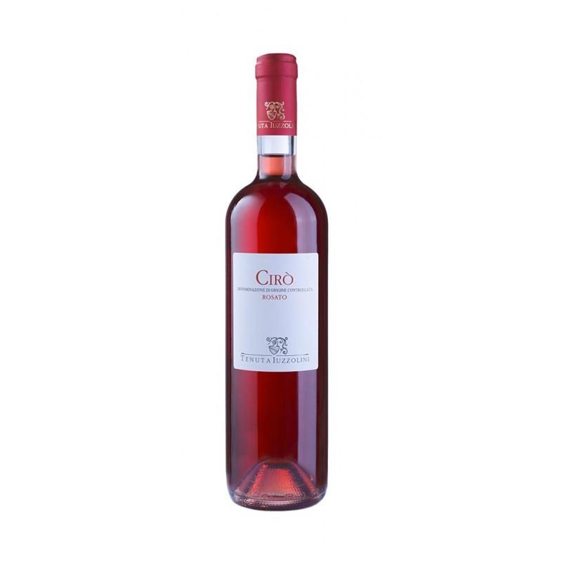 Cirò rosato DOC di Tenuta Iuzzolini