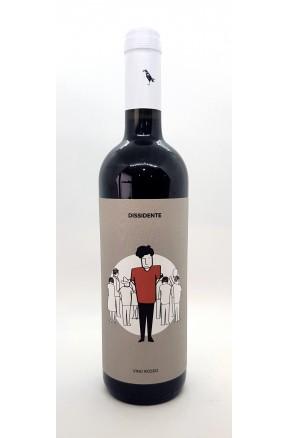 Vino rosso calabrese VT Dissidente di Ciavola Nera