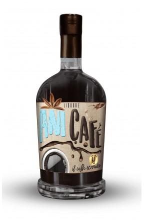 Liquore Calabrese di Anice e Caffè Anicafè di Qual'Italy