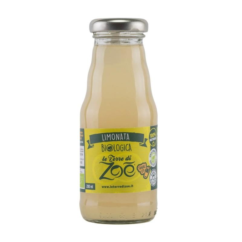 Limonata biologica di Calabria di Le Terre di Zoè
