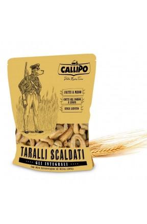 Taralli artigianali scaldati integrali di Callipo