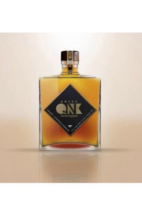 Amaro Cuncappa QNK senza zucchero con anice nero silano