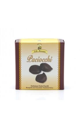 Paciocchi 250gr fichi con mandorle e cioccolato extra di Marano