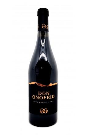 Terre di Cosenza rosso DOP Don Onofrio di Giraldi & Giraldi