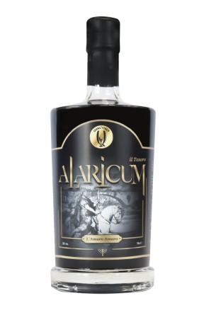 Amaro Calabrese Alaricum decisamente amaro di Qual'Italy